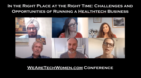 In the Right Place at the Right Time: Challenges and Opportunities of Running a Healthtech Business