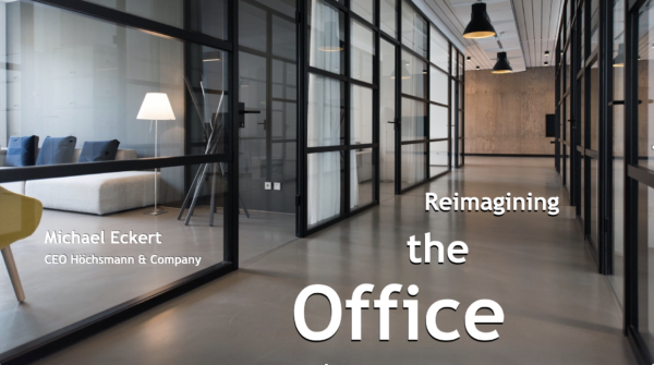 Reimagining the Office for Immensely Human Interactions