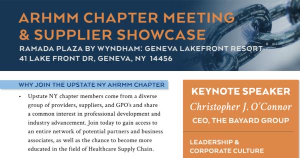 Keynote speaker at the ARHMM conference