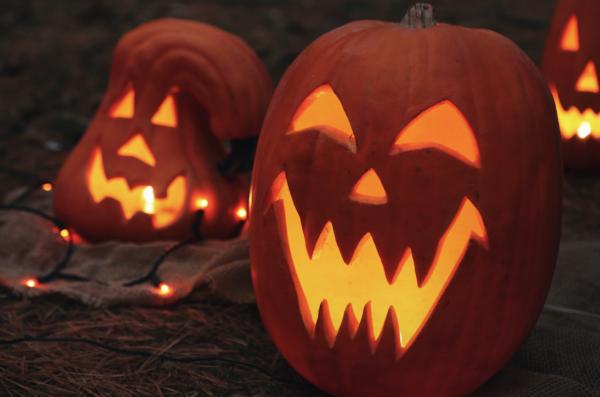 Getting into the Halloween Spirit