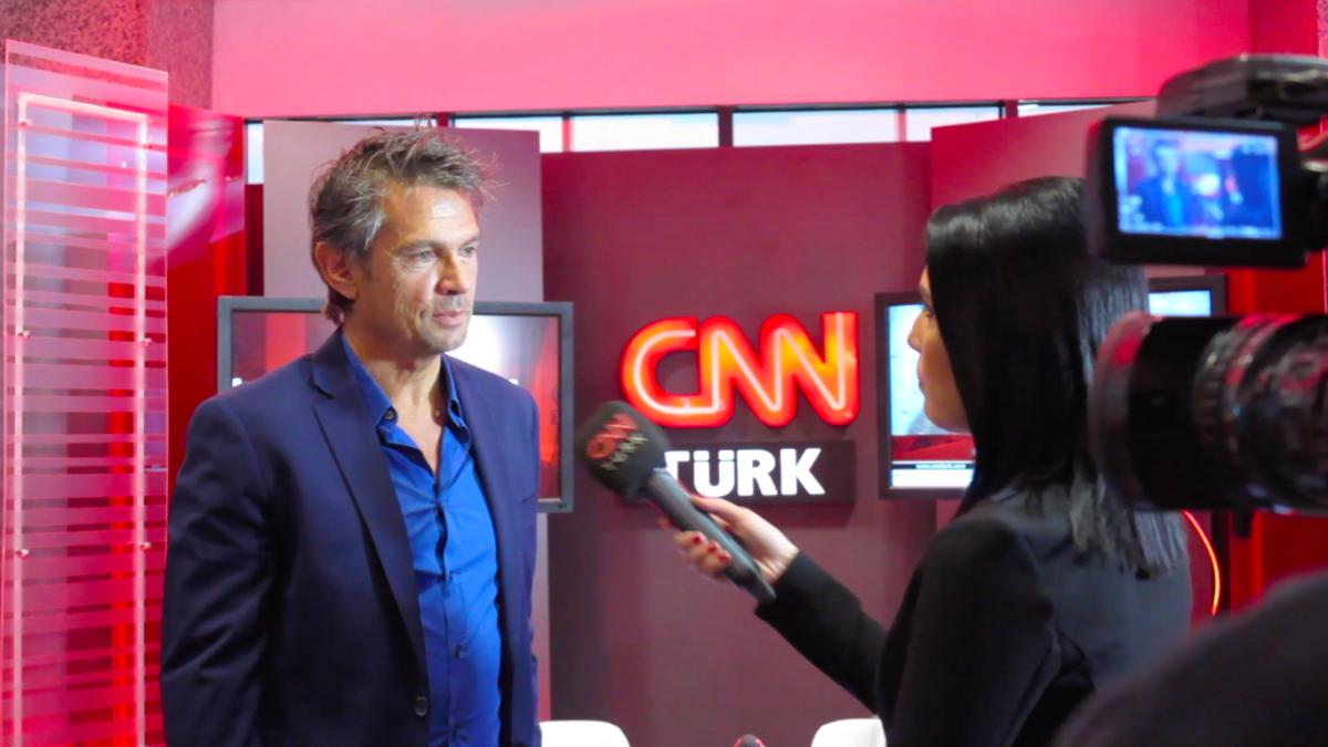 Interview CNN – Istanbul