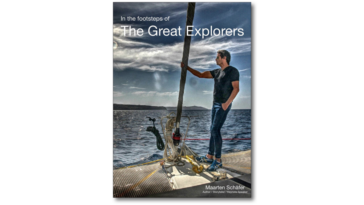 """In the Footsteps of the Great Explorers"""