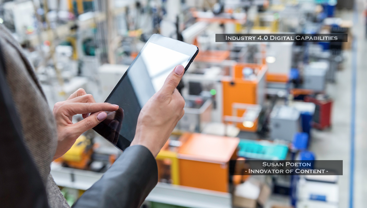 Industry 4.0 Digital Capabilities