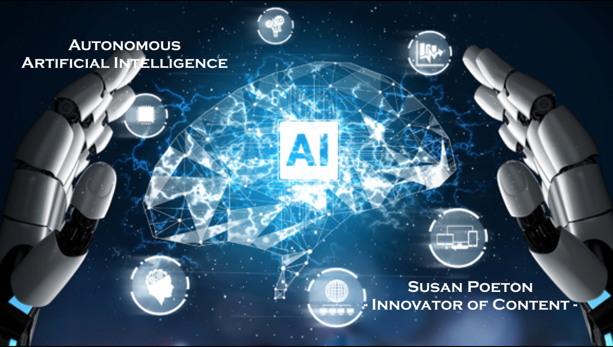 Autonomous Artificial Intelligence