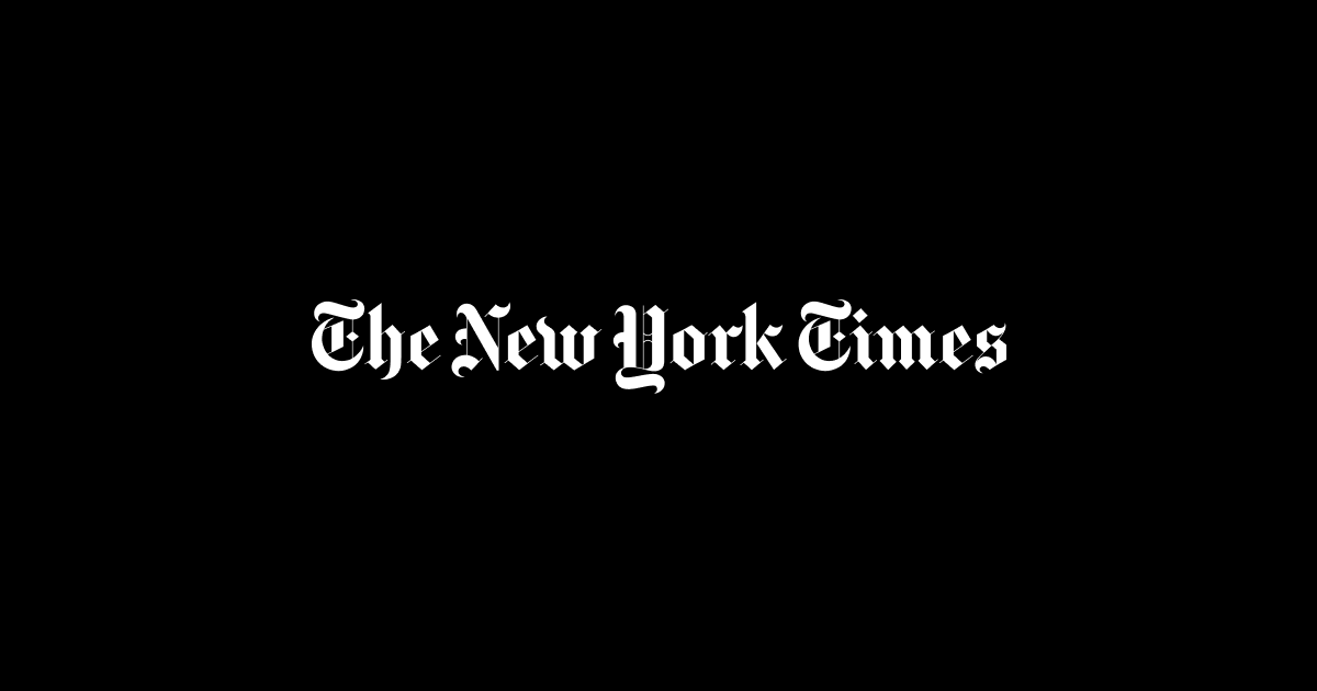 New York Times – Real Estate