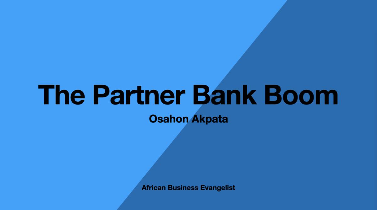 The Partner Bank Room