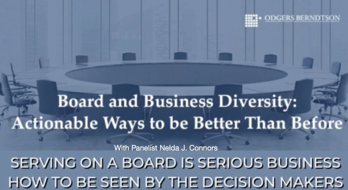How to be Seen by the Decision Makers