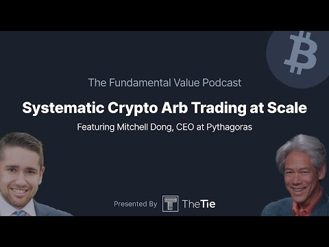 Systematic Crypto Arb Trading at Scale