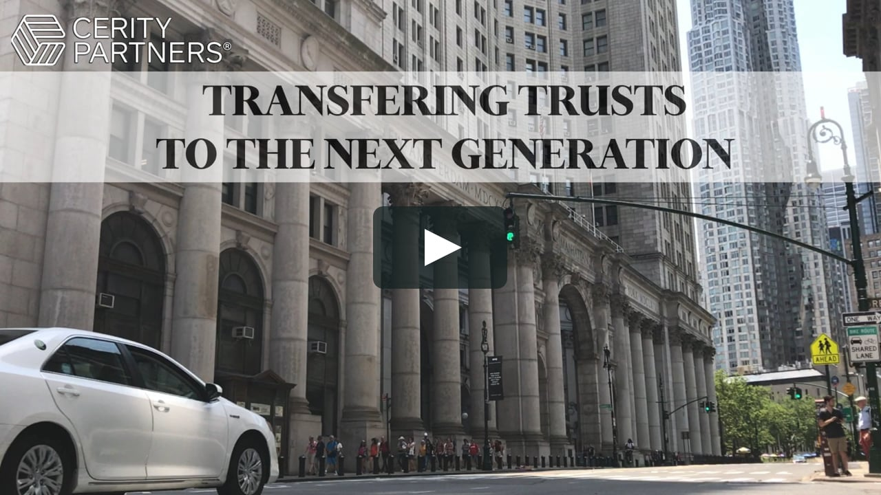 Transferring Funds to the Next Generation
