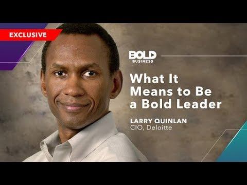 What it means to be a Bold Leader