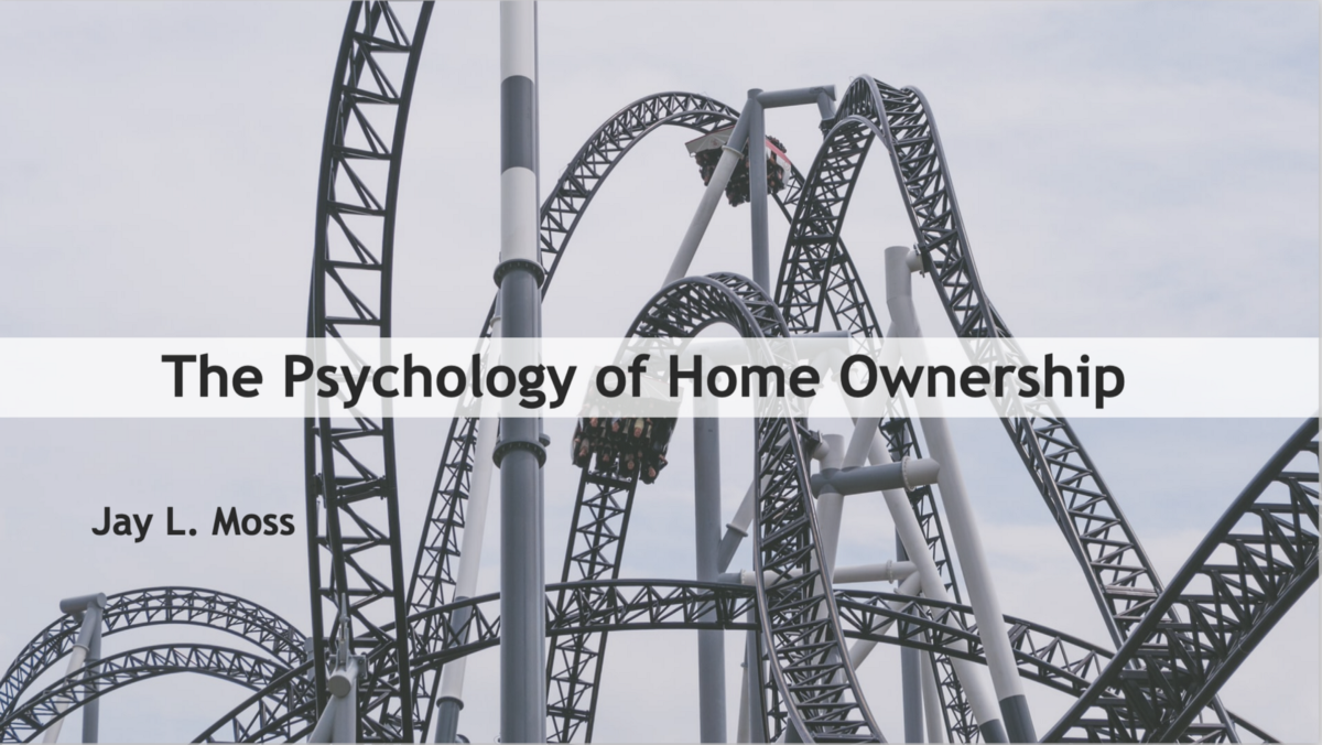 The Psychology of Home Ownership
