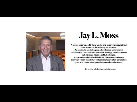 My board bio – video
