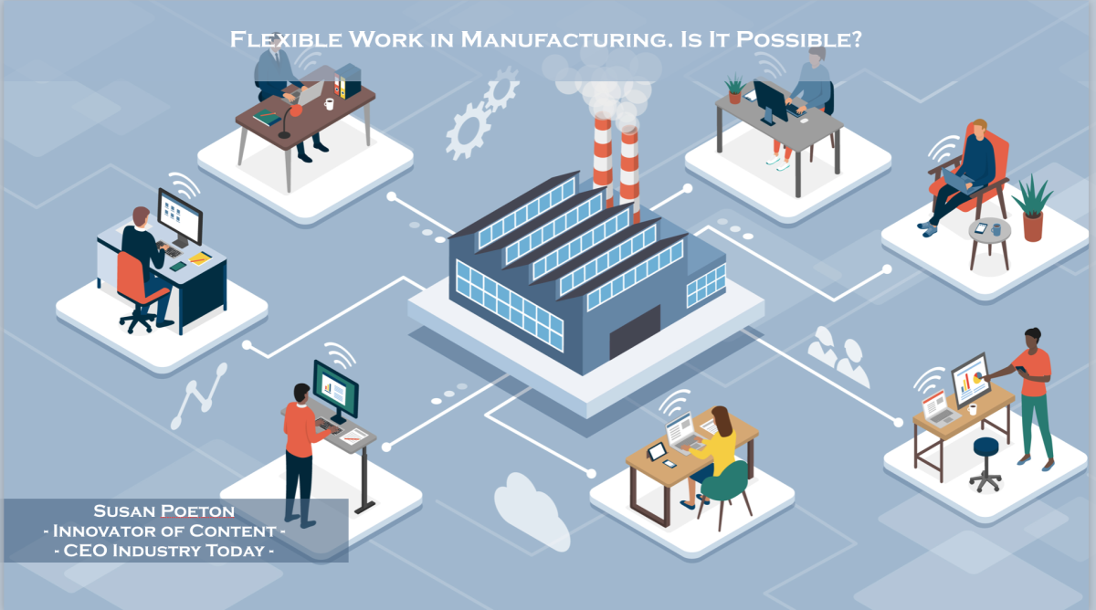 Flexible work in manufacturing – is it possible?
