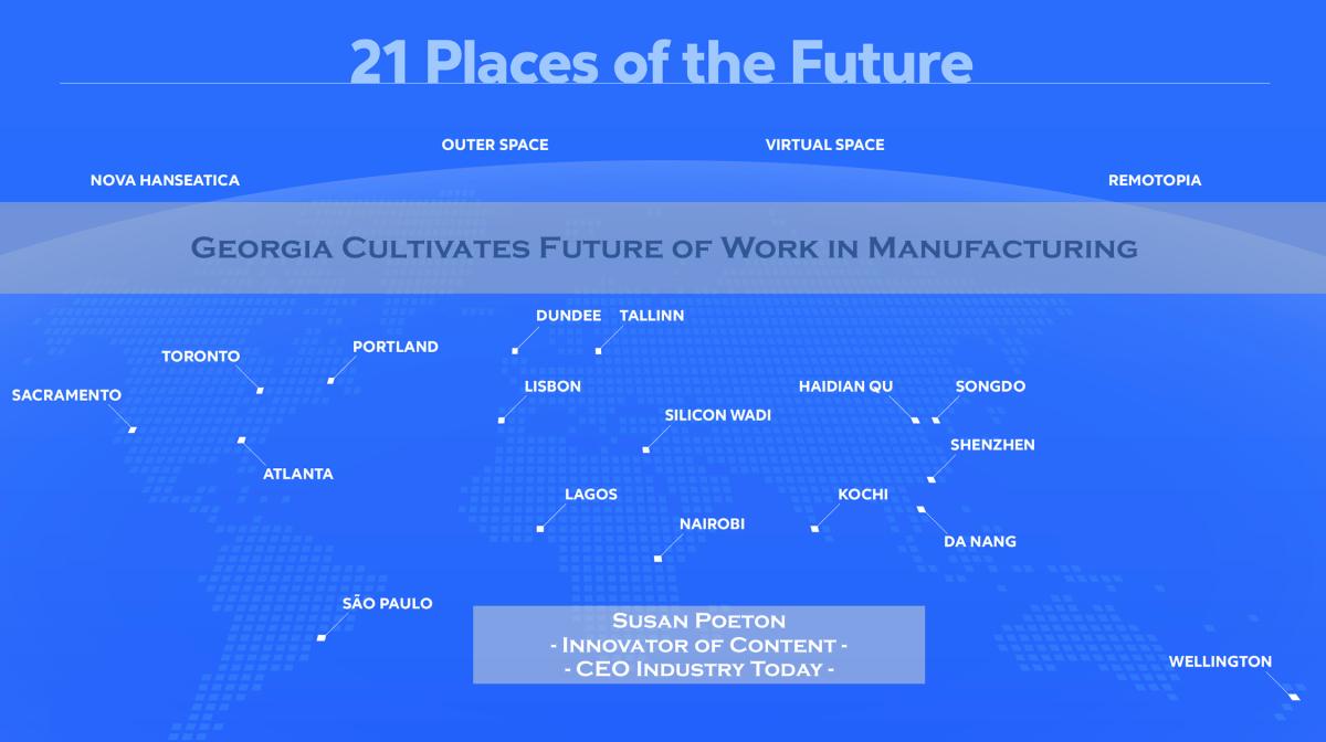 Georgia Cultivates Future of Work in Manufacturing