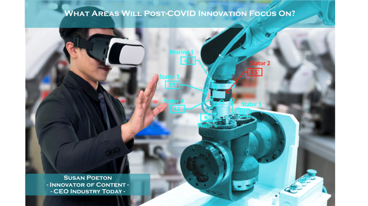 What Areas Will Post-COVID Innovation Focus On?