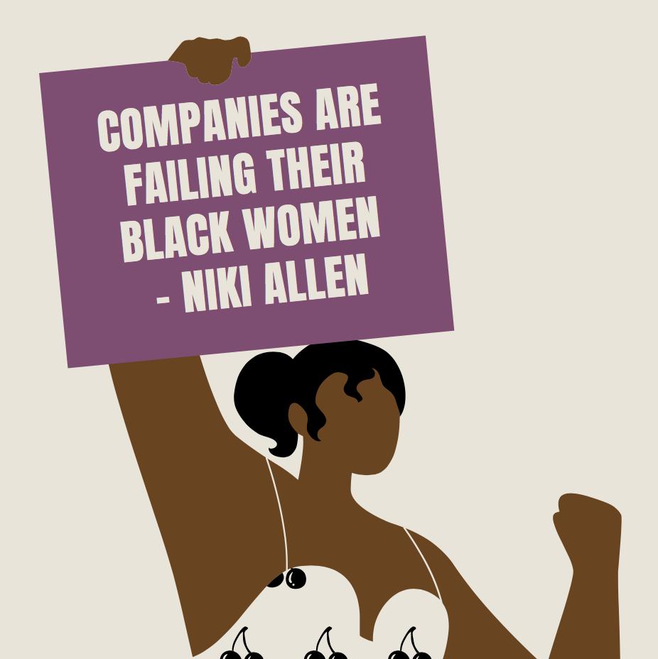 Companies are Failing Their Black Women